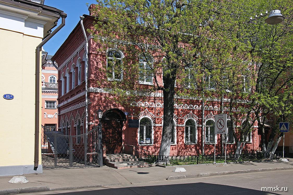 Дом призрения заслуженных престарелых членов почтово-телеграфного ведомства дома для пожилых людей нижегородская область