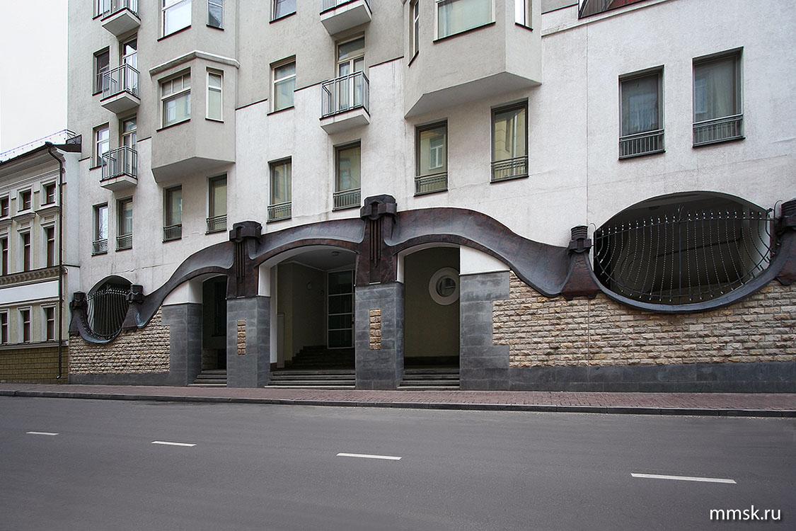 машкова бетон